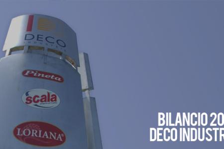 ASSEMBLEA BILANCIO 2016 DECO INDUSTRIE DITV EMILIA ROMAGNA