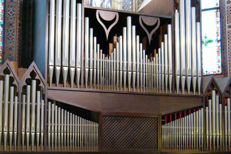 Bologna Concerto Inaugurazione Organo Franz Zanin - ditv emilia romagna