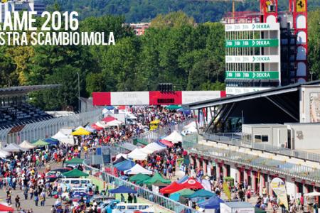 CRAME 2016 MOSTRA SCAMBIO IMOLA DITV EMILIA ROMAGNA