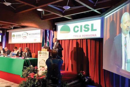Congresso Regionale CISL 2017 ditv emila romagna