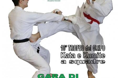 Imola Gara di Karate 10 Trofeo del Grifo - ditv emilia romagna
