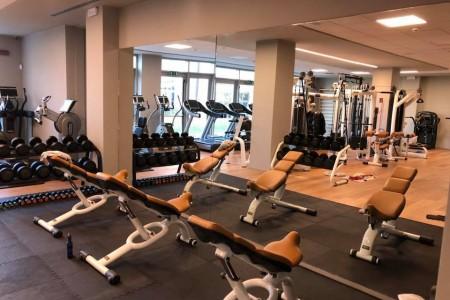 anusca inaugurazione sala fitness castel san pietro_ditv emilia romagna