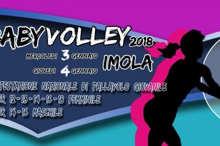baby volley 2018 imola_ditv emilia romagna