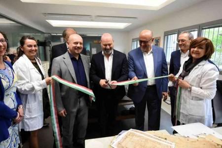 forli inaugurazione laboratorio restauro ditv emilia romagna