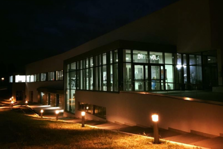 impianto sportivo ortignola imola - ditv emilia romagna